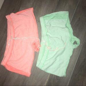 Victoria Secret Short Shorts